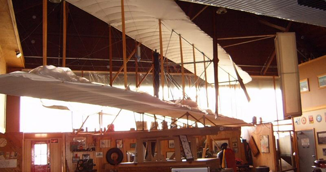 Patent for Wright Brothers' Flying Machine Re-Discovered