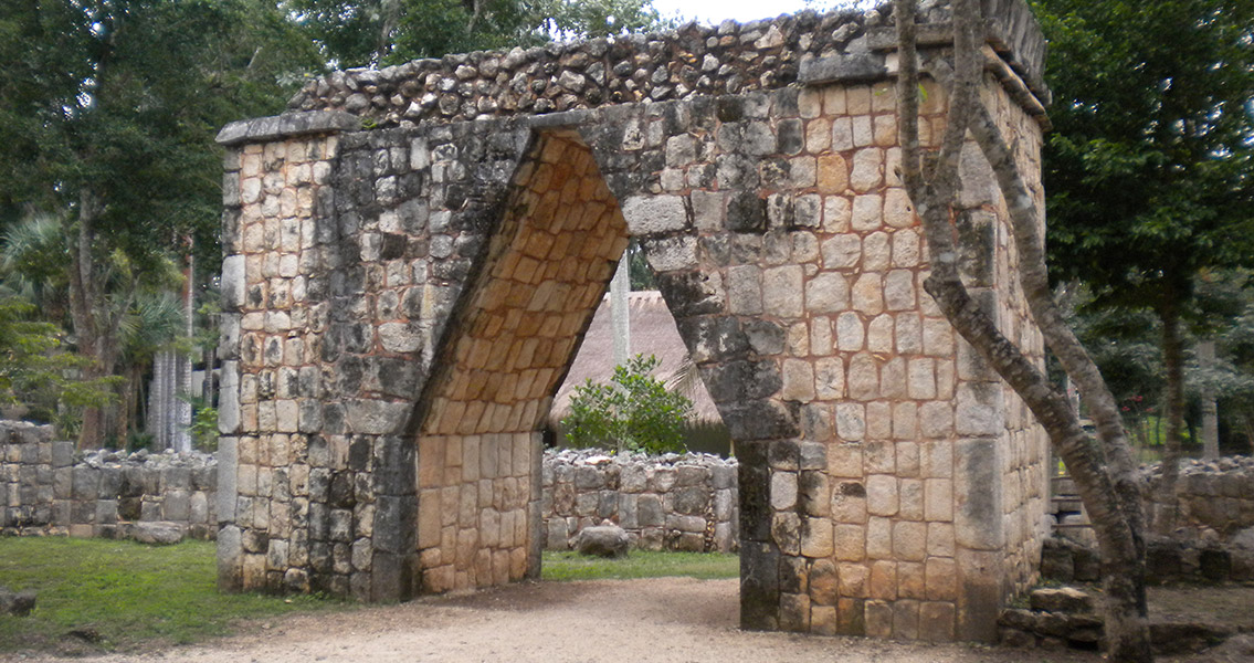 Spanish Colonial Churches Influenced By Maya Designs