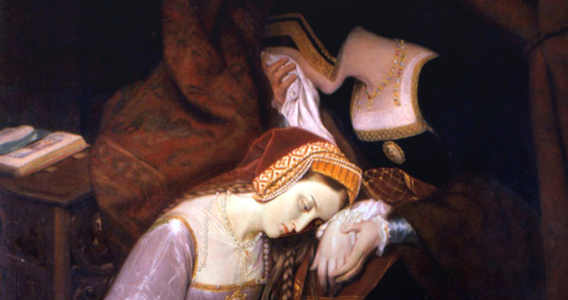 Anne Boleyn Executed For Adultery, Incest and Treason