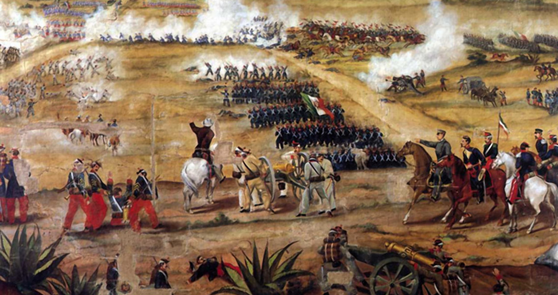 Cinco de Mayo - The Anniversary of the Battle of Puebla