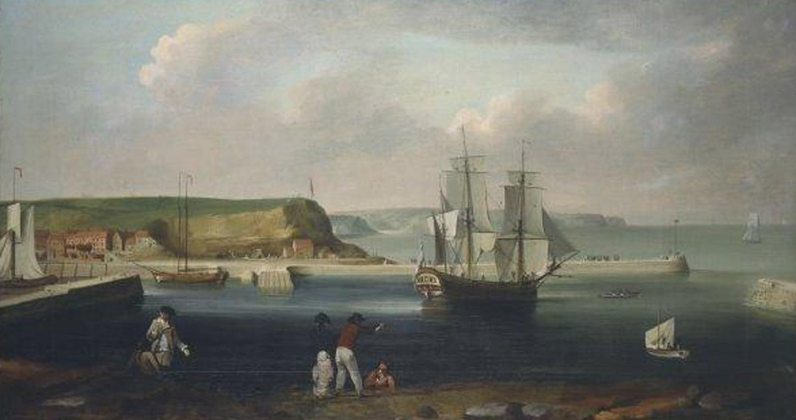 HMS Endeavor Has a Role in Another Voyage of Discovery
