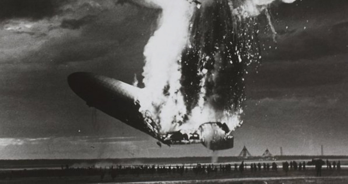 The Anniversary of the Hindenburg Disaster