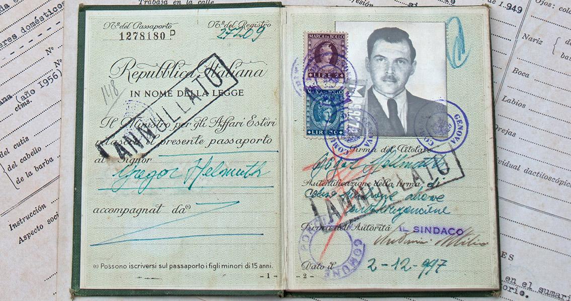 'Angel Of Death' Josef Mengele Arrives At Auschwitz