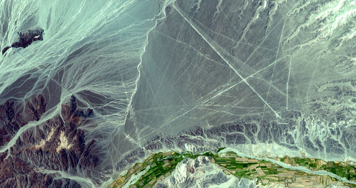 Discovery of New Geoglyph Keeps the Nazca Lines from Fading