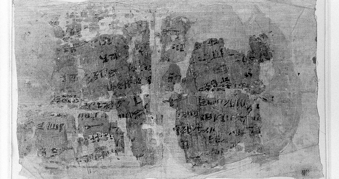 Egyptian Papyri Found to Contain R-Rated Magic Spells