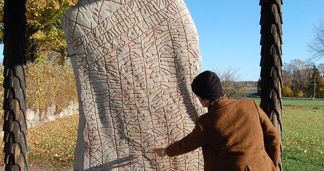 Re Translated Viking Runestone Reveals New Insights