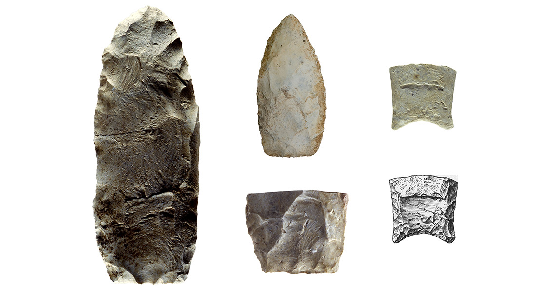 Evidence of Manmade Fires Well Before Clovis Culture