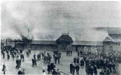 Hampden Football Ground 1909