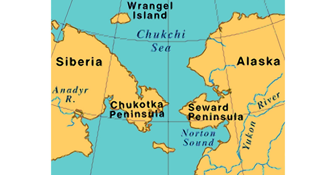 Asian Metals Arrived in Alaska Long Before European Contact