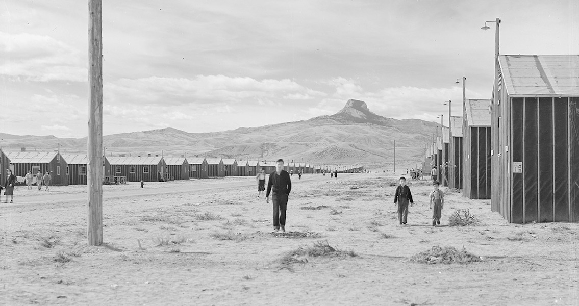 WWII-Era Japanese-American Internment Camp Excavated