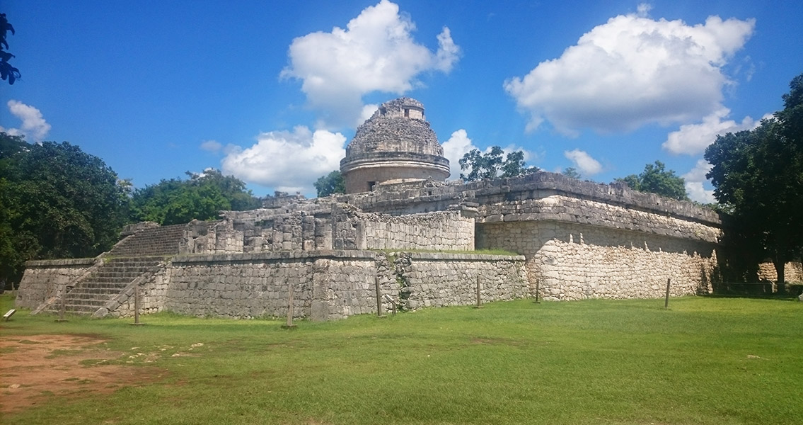 Ancient Maya Observatory Tracked More than Sun