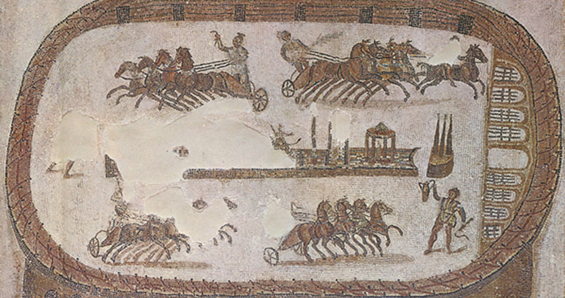 Carthage Used Liquid Cooling for Chariots and Horses