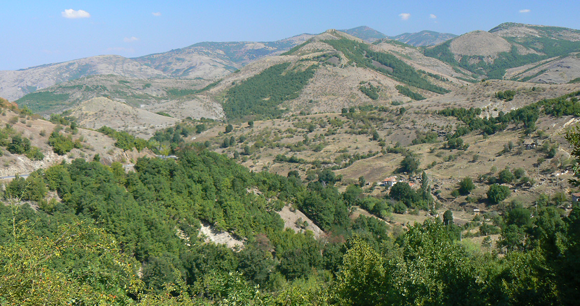 Mythology Comes to Life in Bulgarian Rock Grave