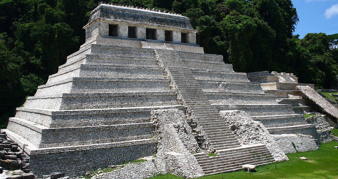 Water Tunnel Under Palenque Pyramid Was a Conduit to the Underworld