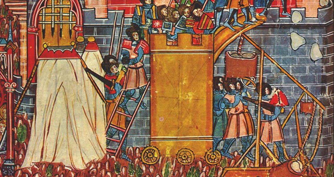 Siege of Jerusalem Turns into a Massacre