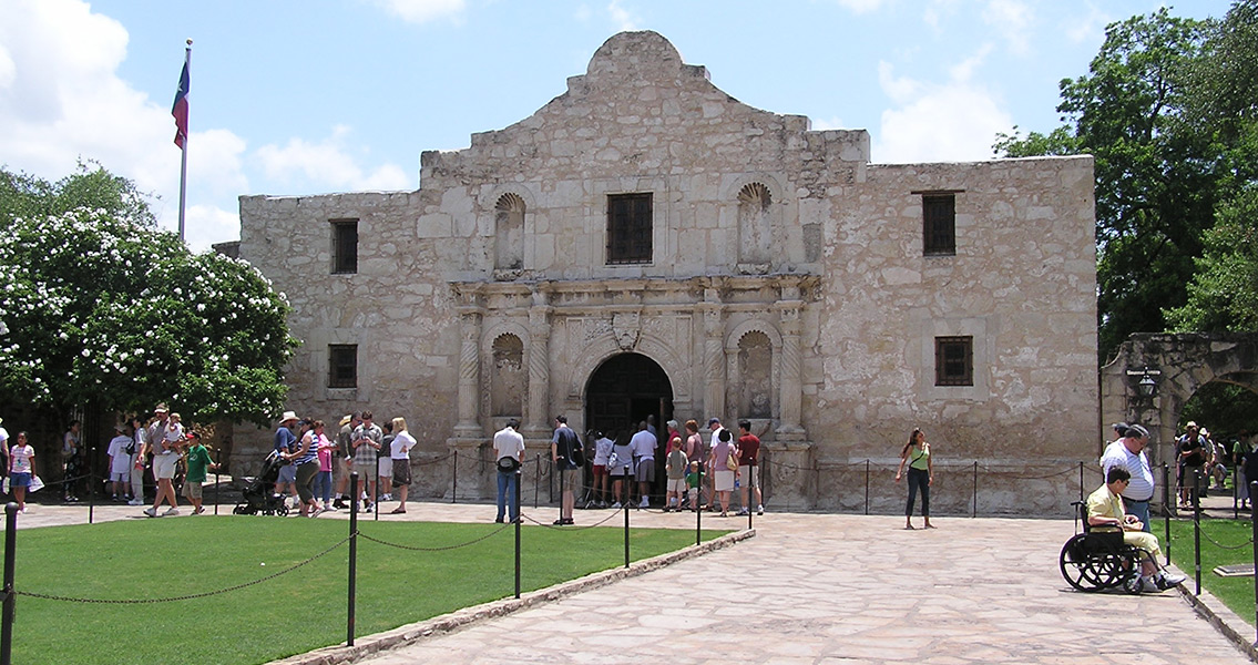 New Dig at Alamo Uncovers Possible Main Gate