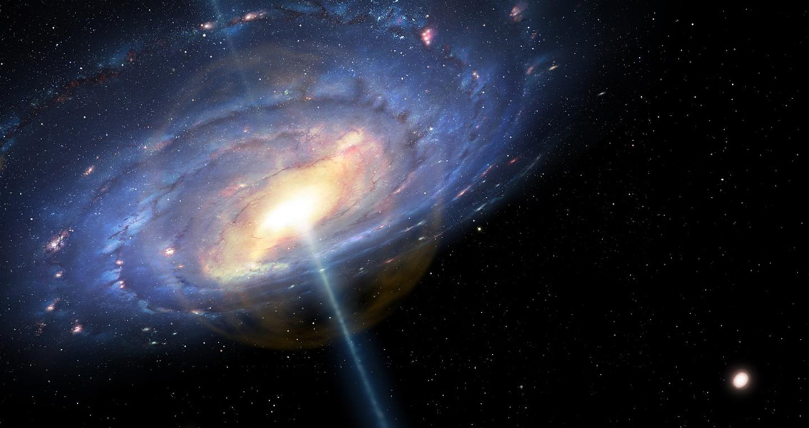 Scientists Identify 6 Million Year Old Galactic Shockwave