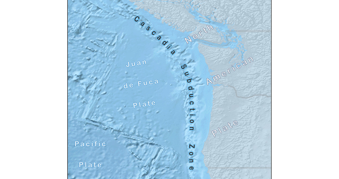Massive Earthquakes More Frequent Than Thought in Pacific Northwest