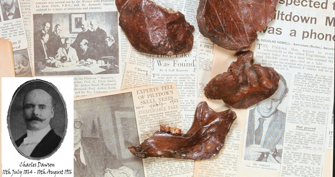 Sherlock Holmes Writer Wasn't Involved in Human Ancestor Hoax