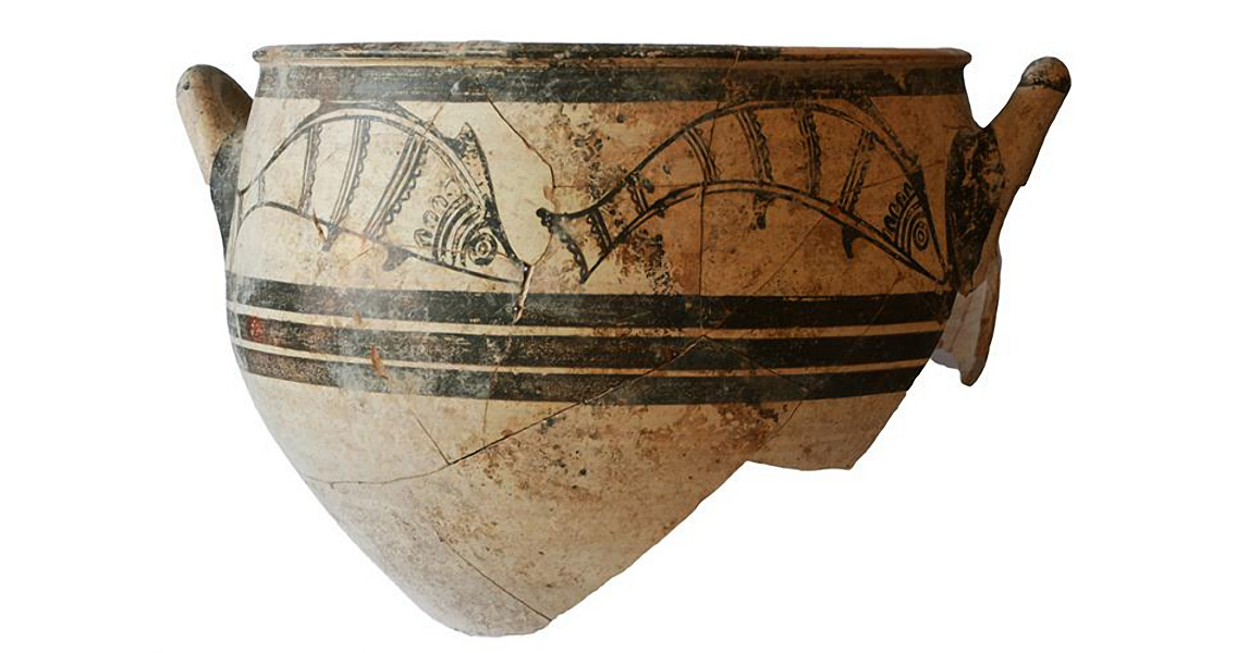 Mycenaean and Egyptian Artefacts Discovered in Cyprus Grave