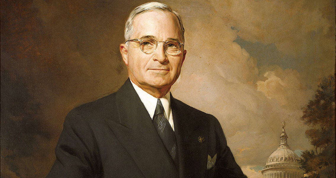 Truman Seizes Control of Railroads in Heavy Blow to Strikers