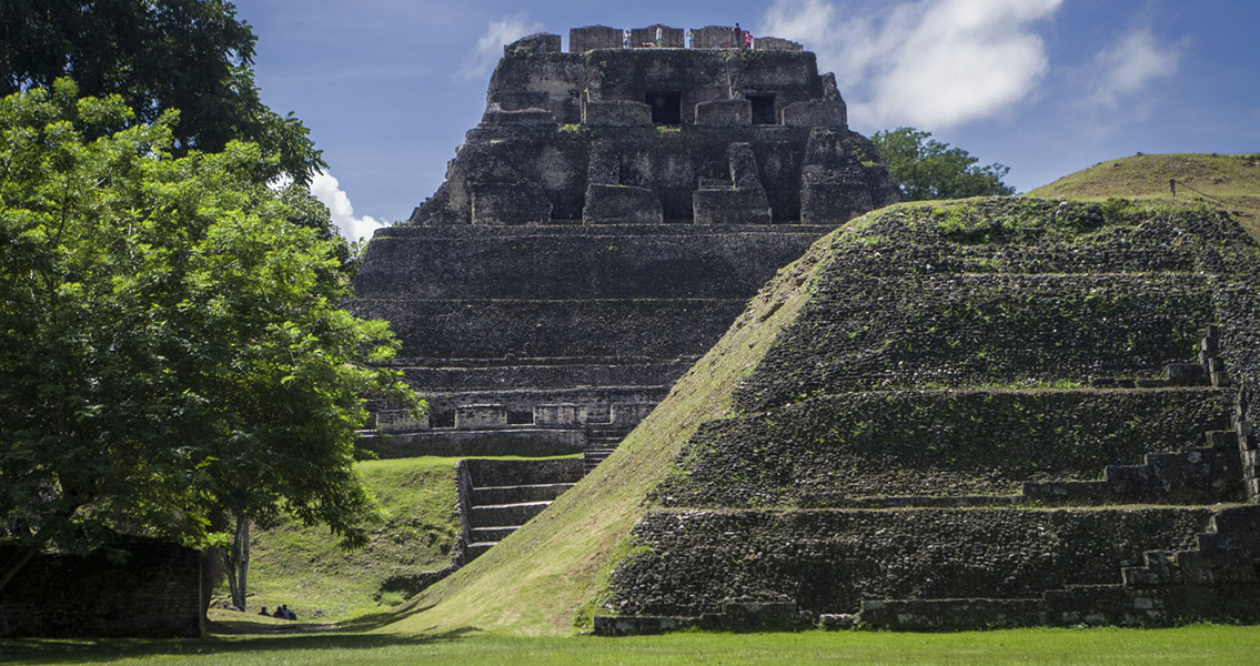 New Mayan Tomb Discovered in Belize Largest Ever