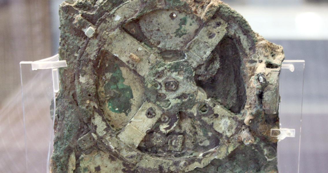 Human Remains Found in Antikythera Shipwreck