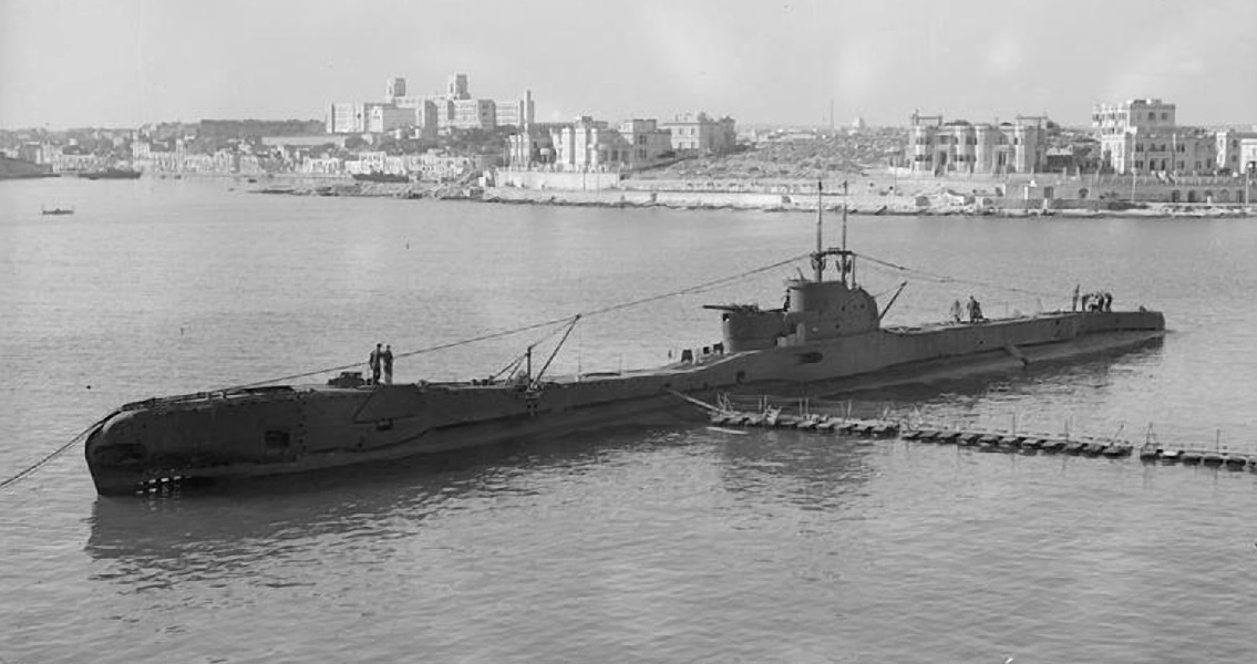 Sunken WWII-Era British Submarine Found off Danish Coast