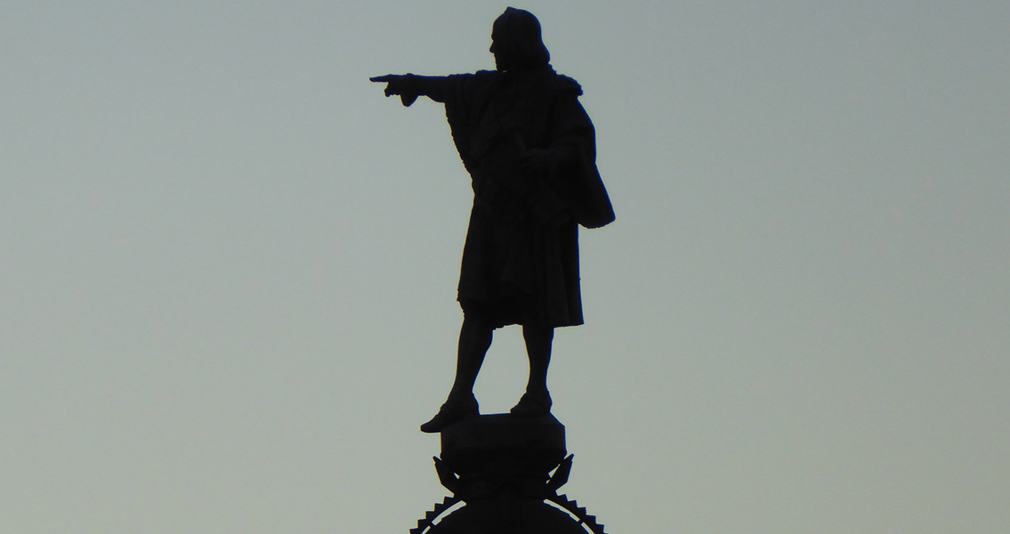 Campaign To Tear Down Statue of Christopher Columbus
