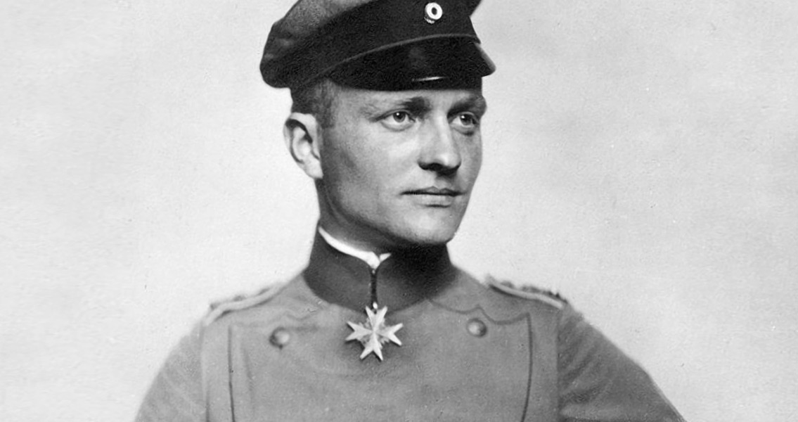 'Everything in the air belongs to me' – Red Baron Claims his First Kill