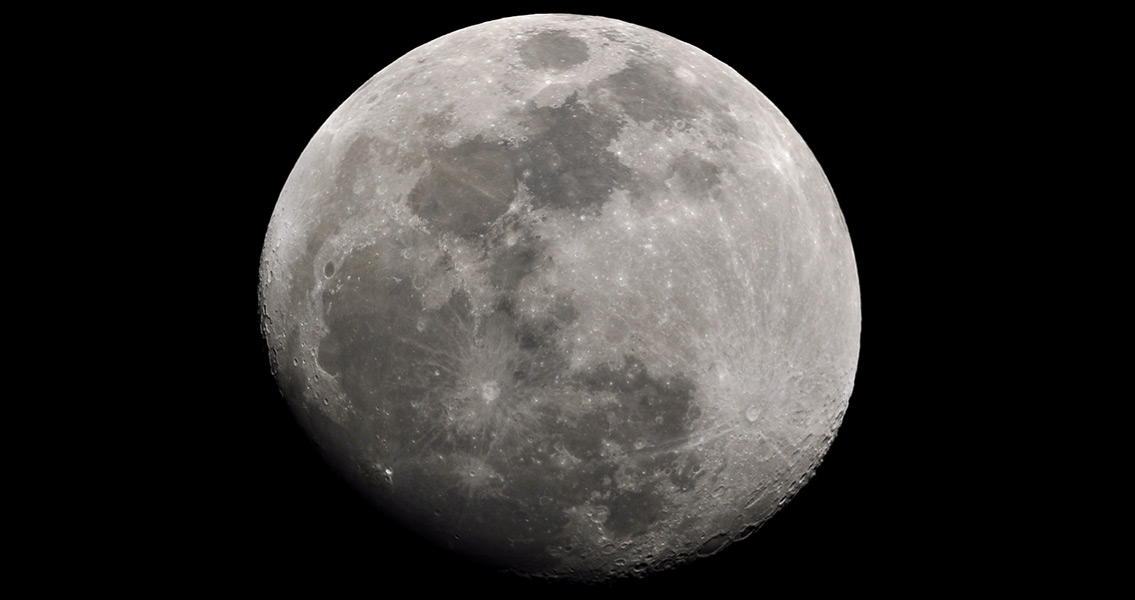 Chemical Analysis Turns Moon Origin Theories on Head