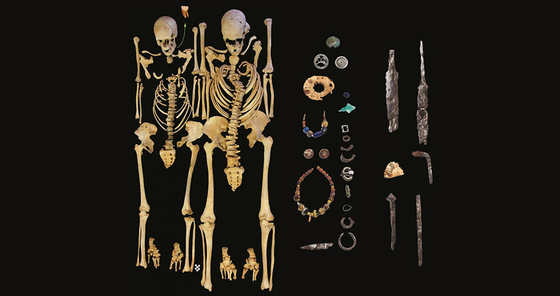 New Insight into the Deadly Reach of Sixth Century Plague