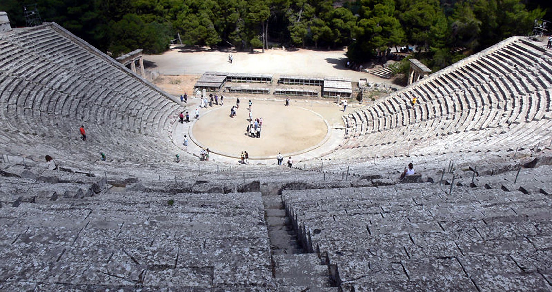 A Short History of Ancient Theatre