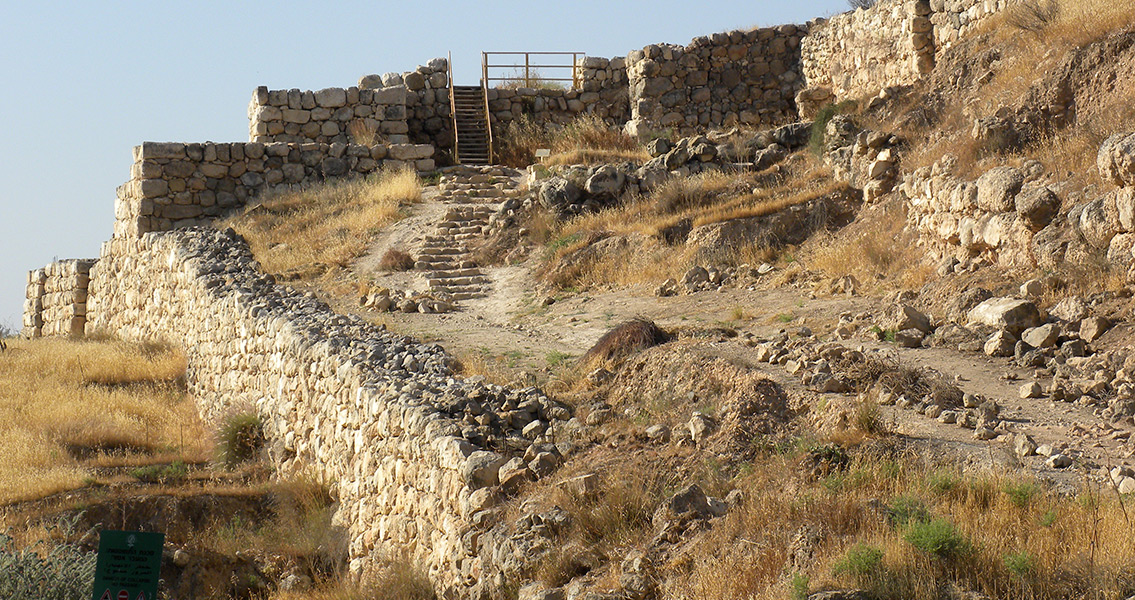 Biblical Gate Once Considered a False Idol Excavated in Israel