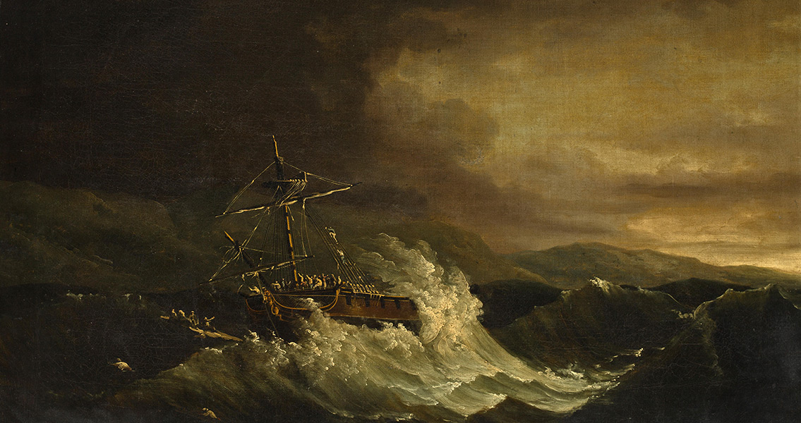 In 1780 The Deadliest Hurricane Ever Ravaged the Caribbean