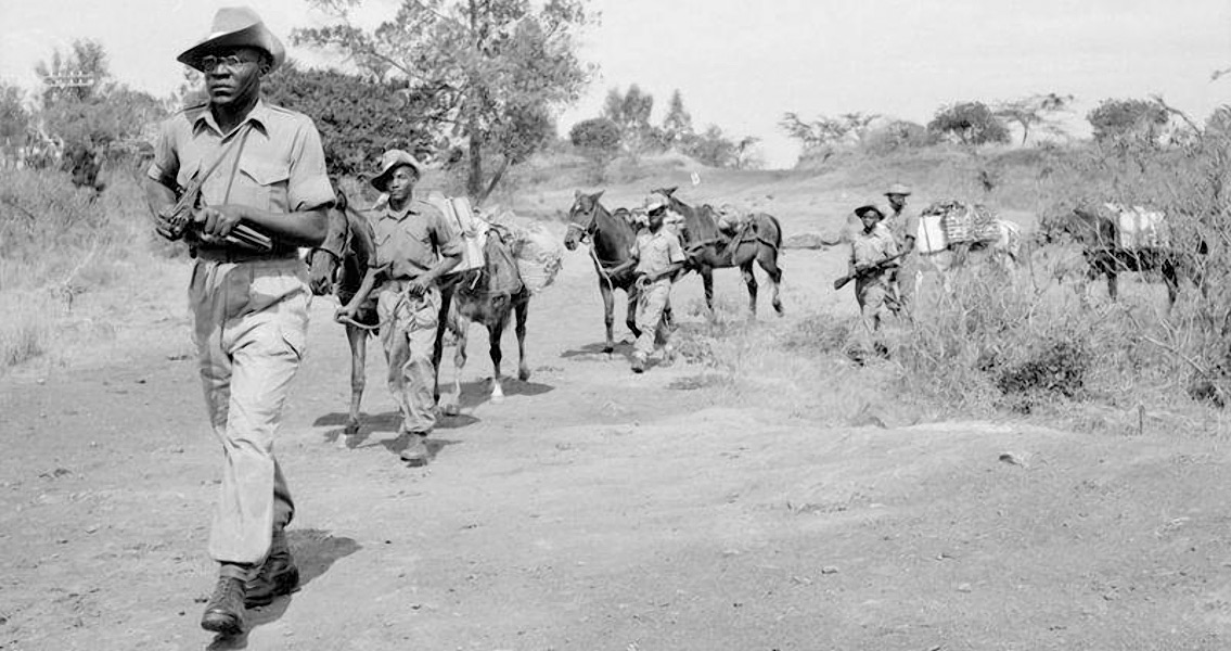 Detention Camps and Surveillance, Britain Responds to Mau Mau Uprising