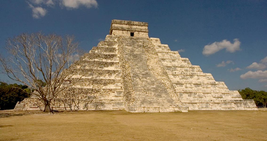 "Researchers Discover Maya ""Nesting"" Pyramids"