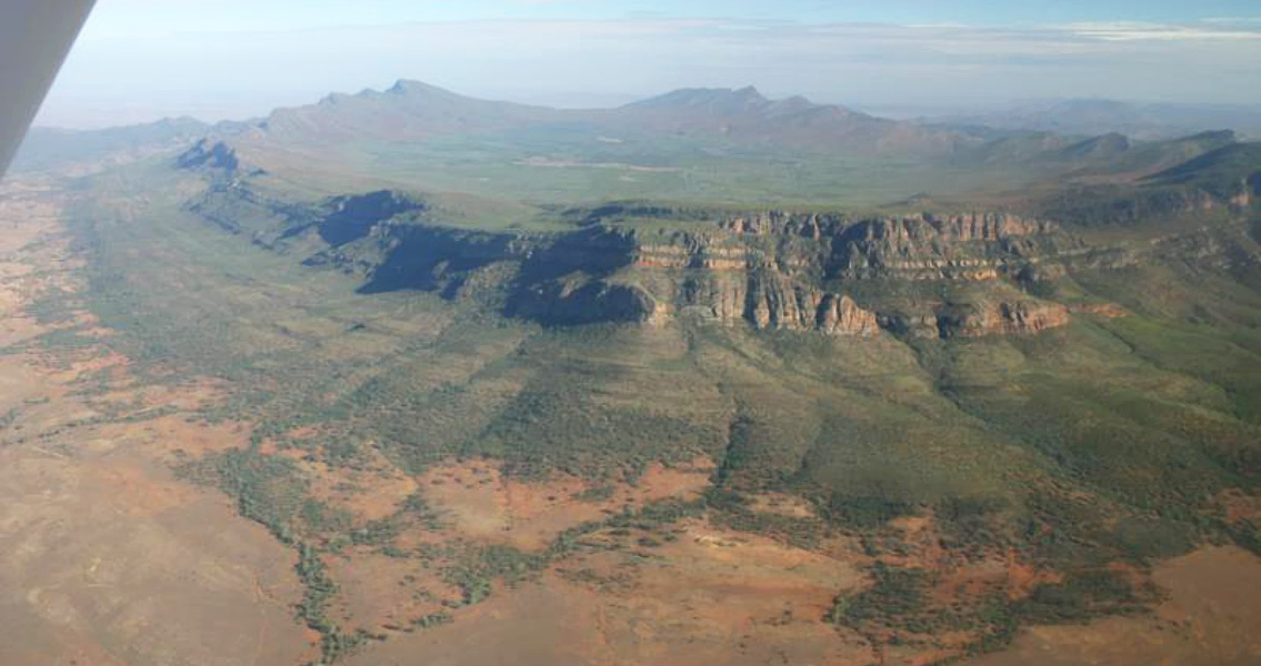 Habitation of Inland Australia Dates to 49,000 Years Ago