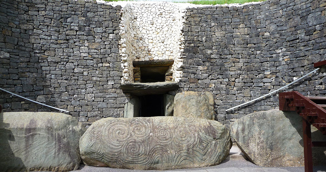 Newgrange Sun Trap May Be Only 50 Years Old, Scientist Says