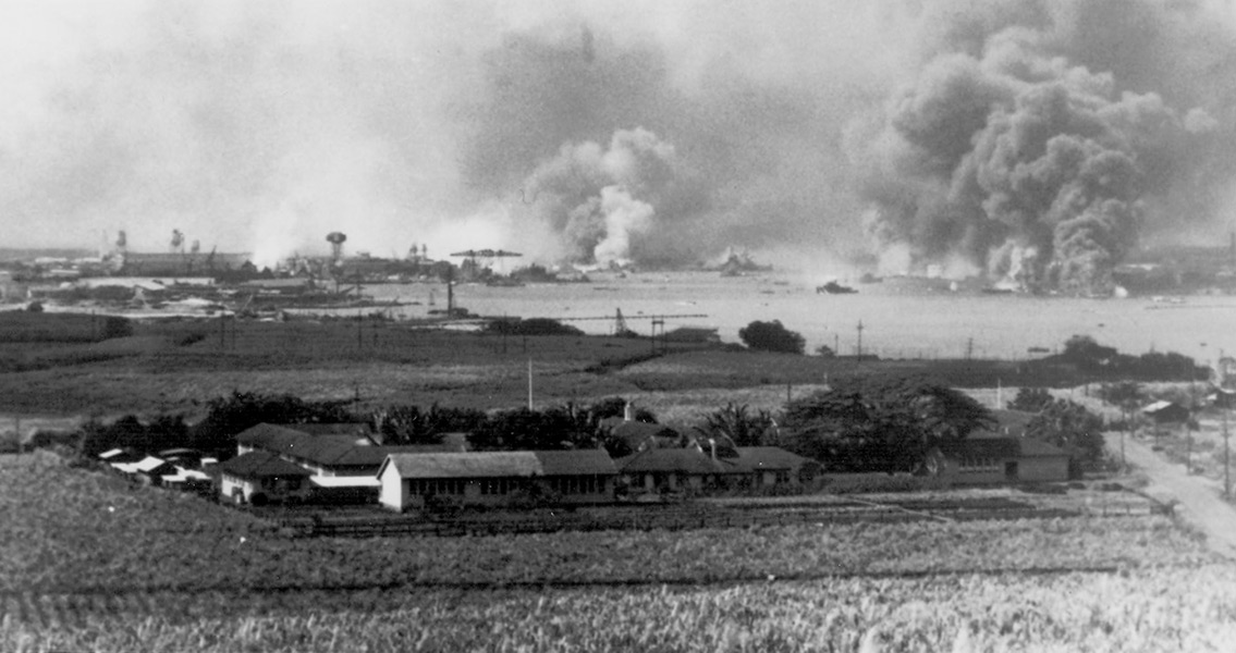 Pearl Harbor: 75 Years Since the Day that Lives in Infamy