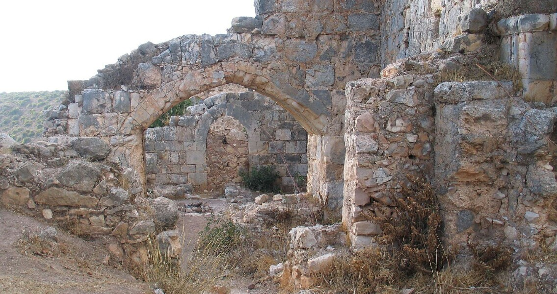 Excavation of Crusader-Era Castile in Galilee Reveals Much