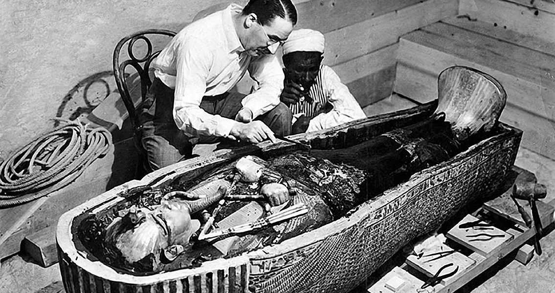 King Tut, Neanderthals and Plague – The History News of 2016 (Part 2)