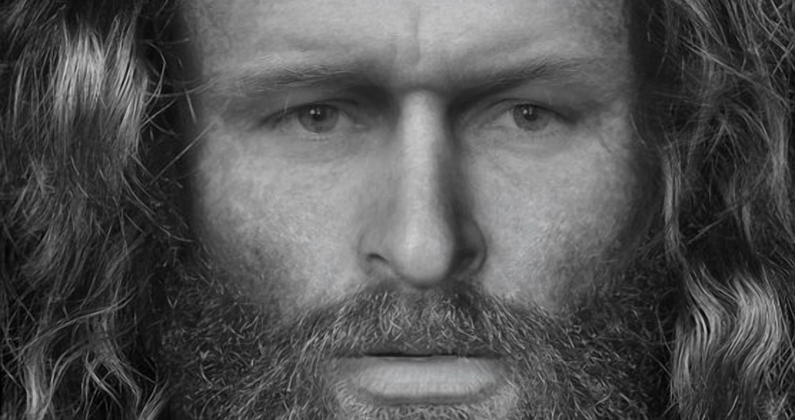 Face of 1,400-Year-Old Murder Victim Reconstructed