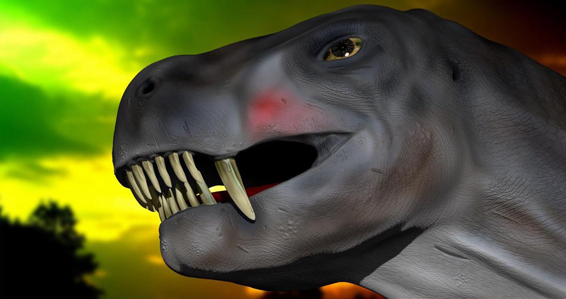 Oldest Venomous Vertebrate Evolved Well Before Snakes