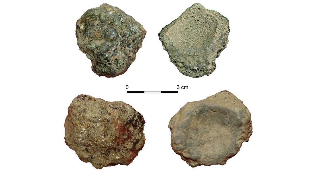 Two-Thousand-Year-Old Glass Workshop Discovered in Poland