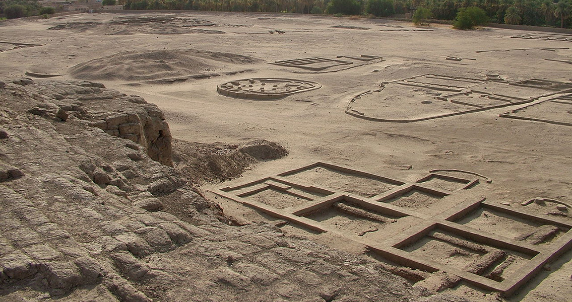 Veteran Archaeologist Discovers Temples in Northern Sudan