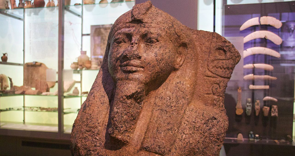 Ancient Statue of Pre-Christian Deity Found on Corsica