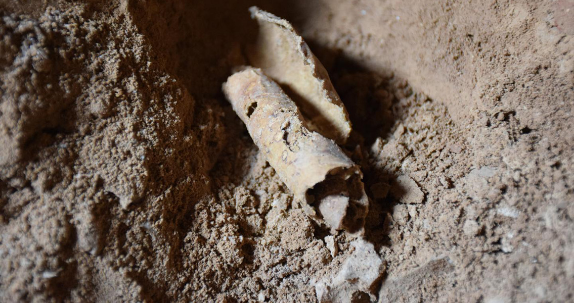 New Dead Sea Scrolls Cave Unearthed, But Where are the Scrolls?