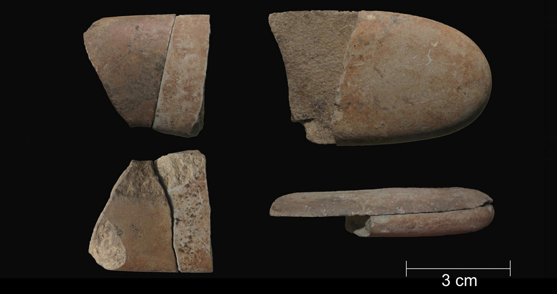 'Killed' Pebbles Reveal 12,000 Year Old Burial Practice
