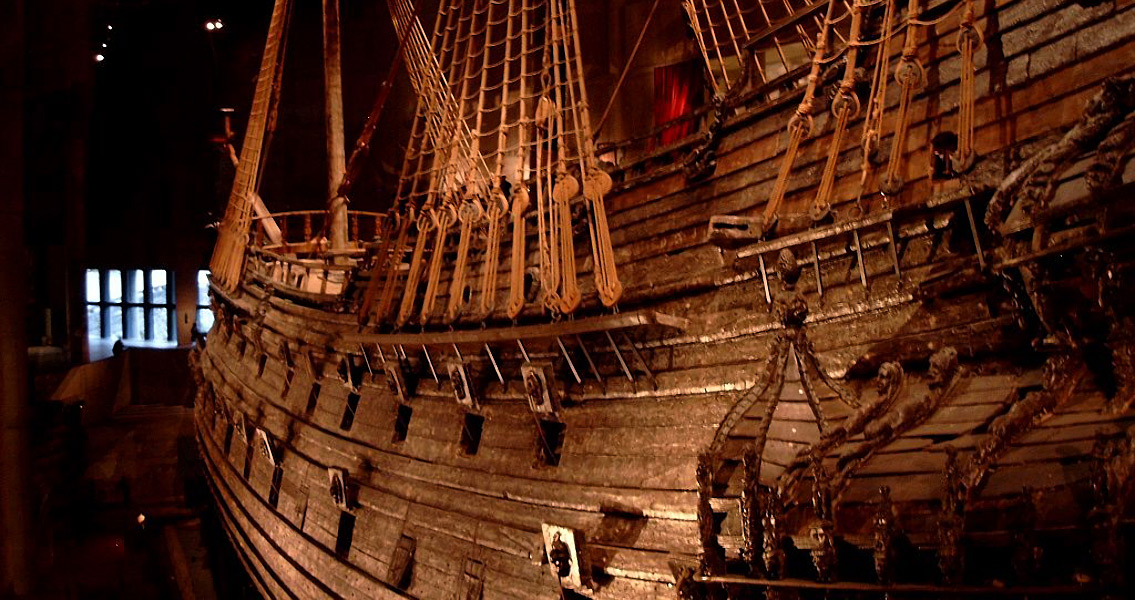 Vasa-Like Warship Discovered in Sweden
